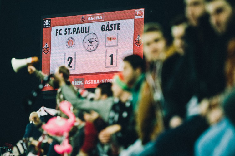 Football: Germany, 2. Bundesliga, 03.03.2014  © pixathlon